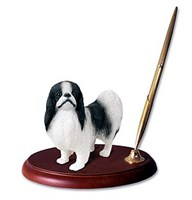 Japanese Chin Pen Holder