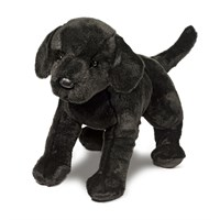 Black Lab Plush Stuffed Animal 23 Inch
