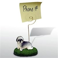 Lhasa Apso Note Holder