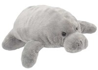 Manatee Plush Stuffed Animal 17 Inch