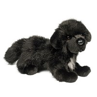 "Newfoundland Plush Stuffed Animal ""Bundy"" 16"""