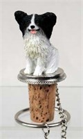 Papillon Bottle Stopper