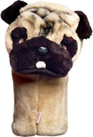 Pug Golf Headcover