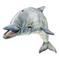 Dolphin Puppet