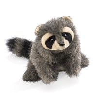 Raccoon Puppet