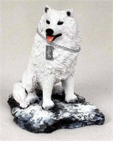 Samoyed Figurine MyDog