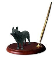 Schipperke? Pen Holder