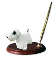 Sealyham Terrier?á Pen Holder