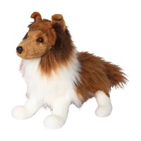 Shetland Sheepdog Plush Stuffed Animal 16 Inch