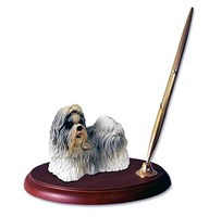 Shih Tzu Pen Holder (Mixed)