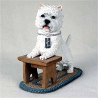 Westie Figurine My Dog