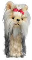 Yorkshire Terrier Golf Headcover
