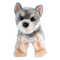 Yorkshire Terrier Plush Stuffed Animal 10 Inch
