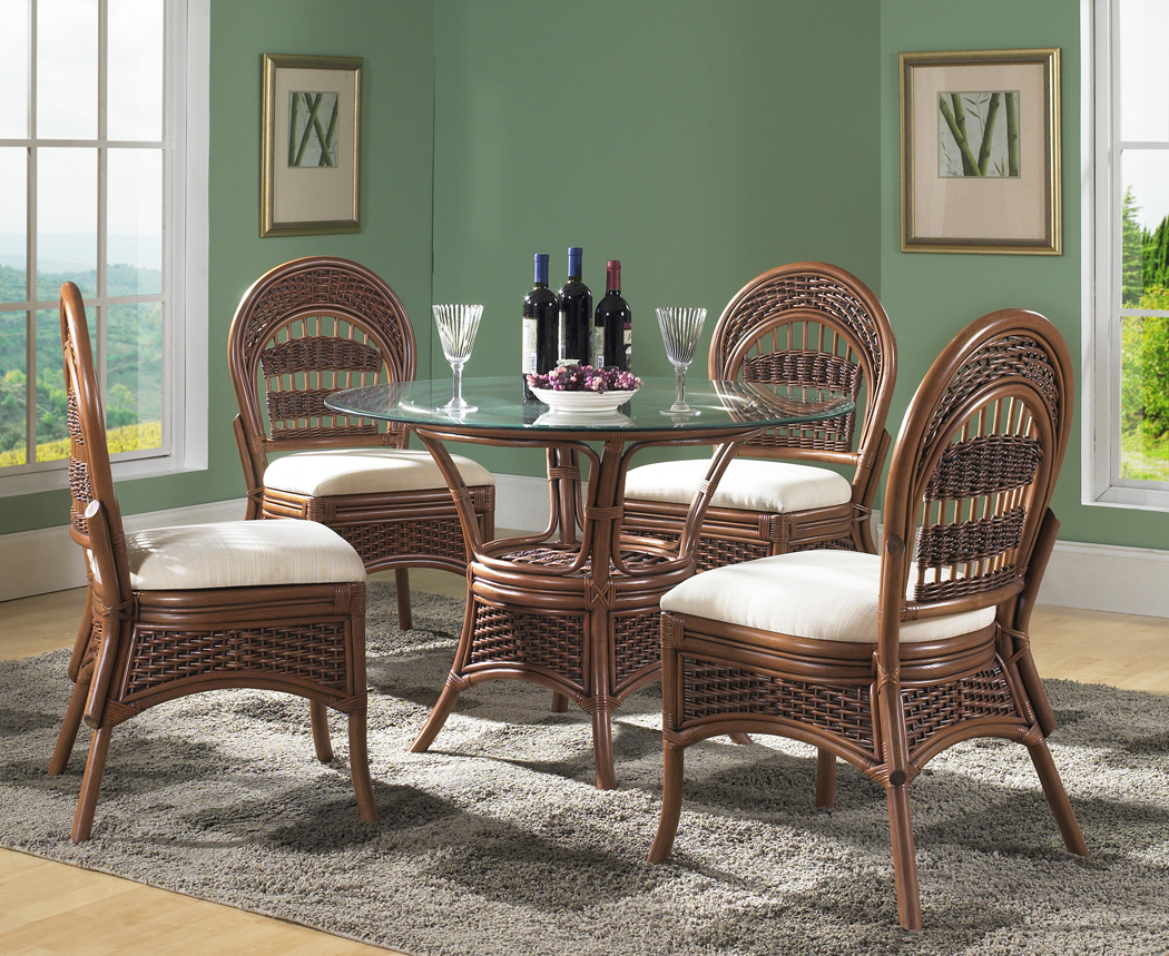 furniture dining room furniture glass 42 inches