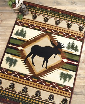 Rustic Cabin Rugs Shops