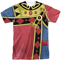 Voltron Zarkon Costume Sublimation Shirt